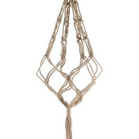 Decoris Macramé Pot Hanger | Nordstrom