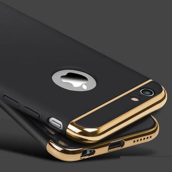 Luxury Gold Phone Case For iPhone 6 6S / 6 6S Plus
