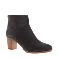 J.Crew Womens Aggie Suede Ankle Boots
