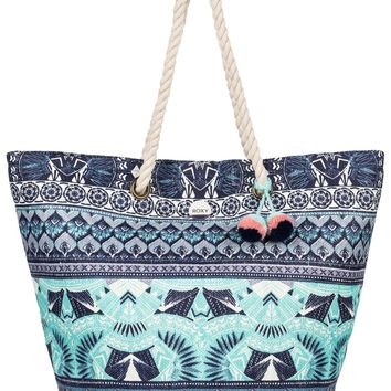 Sun Seeker Straw Beach Bag ERJBT03064 | Roxy