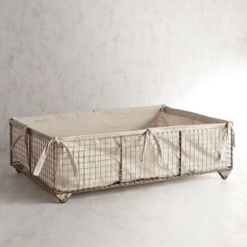 Covington Underbed Storage Basket