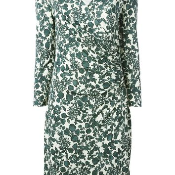 Tory Burch v-neck floral print dress