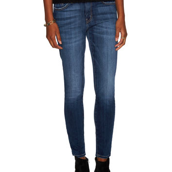 The High-Waist Ankle Skinny Jean