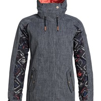 Lodge Snowboard Jacket ERJTJ03013 | Roxy