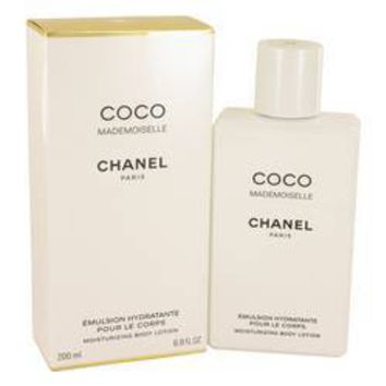 Coco Mademoiselle Body Lotion By Chanel