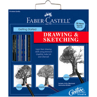 Faber-Castell® Getting Started Drawing & Sketching Set