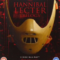 The Hannibal Lecter Trilogy [Blu-ray]