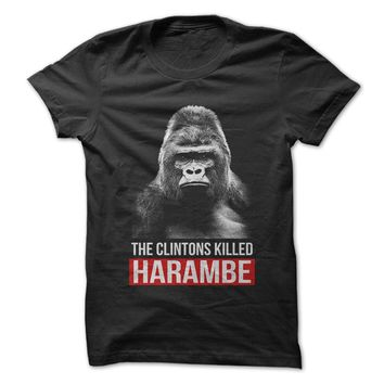 The Clintons Killed Harambe