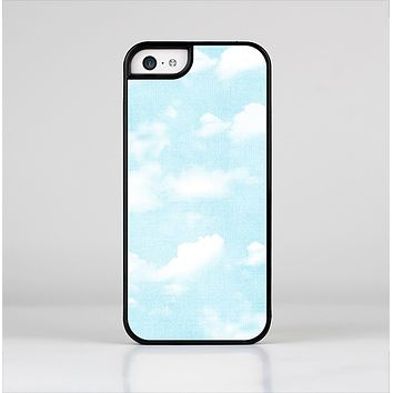 The Vintage Cloudy Skies Skin-Sert Case for the Apple iPhone 5c