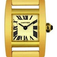 Cartier Tankissime Ladies Watch W650067H
