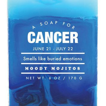Cancer Moody Mojitos Scented Soap - Smells Like Buried Emotions
