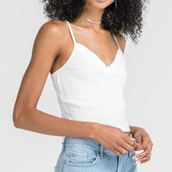 Cami Top Off White