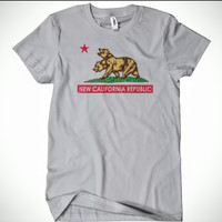 New California Republic Fallout 4 T Shirt