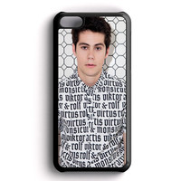 Dylan Obrien White iPhone 5C Case