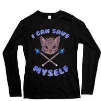 I Can Save Myself -- Women's Long-Sleeve