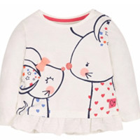 Sweet as Sugar Couture Mouse Pals Shirt
