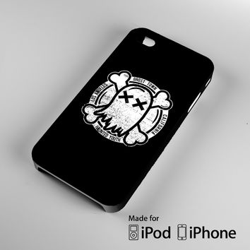 Ghost Town Band Logo A0617 iPhone 4S 5S 5C 6 6Plus, iPod 4 5, LG G2 G3, Sony Z2 Case