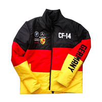 Club Foreign Germany Race Bubble Jacket