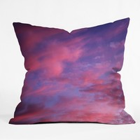 Shannon Clark Like A Dream Throw Pillow