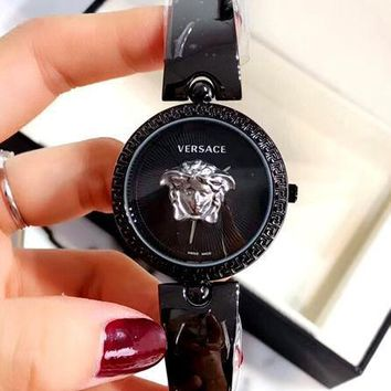 Versace Tide Brand Watch Ladies Men Watch Little Ltaly Stylish Watch