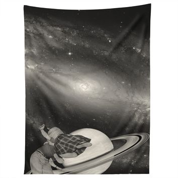 Ceren Kilic Fly me to the saturn Tapestry