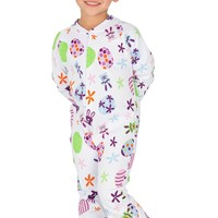 Easter Eggs - Toddler Cotton Footed Pajamas | Toddler Pajamas | Toddler Cotton One Piece