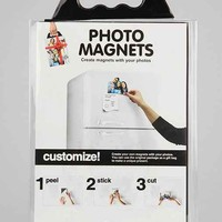 DIY Photo Magnet Kit- Black One