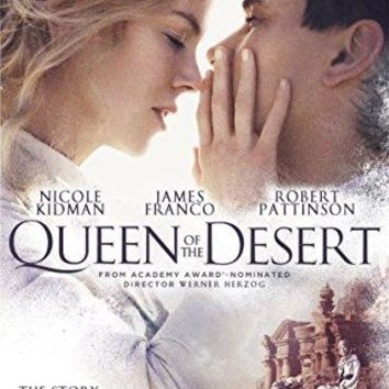Nicole Kidman & James Franco & Werner Herzog-Queen Of The Desert