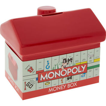 Red Hotel Moneybox - Novelty Gifts - Gifts - TK Maxx