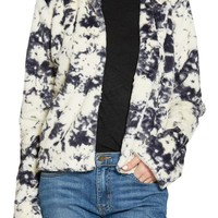 Willow and Clay Faux Fur Jacket