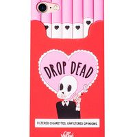 Drop Dead 3D iPhone 7+ Case