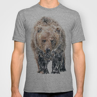 Bear T-shirt by Steve Panton
