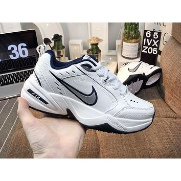 Nike Air Monarch sells fashionable shoes with big daddy size for men and women