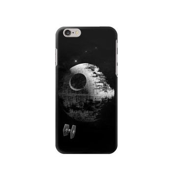 P2749 Star Aircraft Planet Phone Case For IPHONE 6S