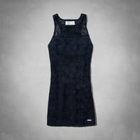 Gwyneth Lace Shift Dress