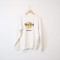 Vintage Hard Rock Cafe Dallas Sweatshirt 219