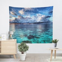 Calm Waters Tapestry