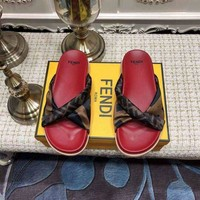 DCCK FENDI  Men Casual Shoes Boots fashionable casual leather