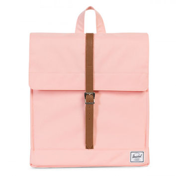 Herschel Supply Co. Apricot Blush City Mid-Volume Backpack