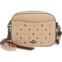 COACH Studded Leather Camera Bag | Nordstrom