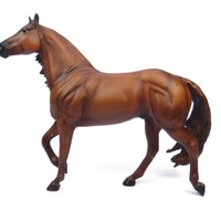 "Breyer ""Topsails Rien Maker"" - Traditional Toy Horse Model"