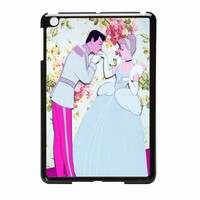 Cinderella Floral Party iPad Mini Case