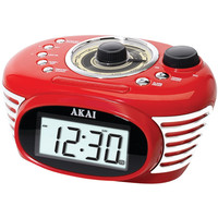Akai Retro Alarm Clock Radio
