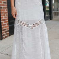Boho Dreams Maxi Skirt