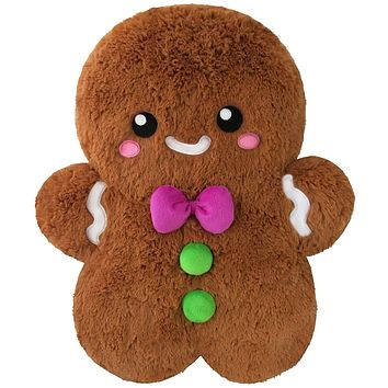 Squishable Comfort Food Gingerbread Man-7""