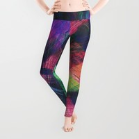 Color Therapy Leggings by Sandra Arduini