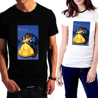 beauty n the beast - Tshirt for man shirt, woman shirt XS / S / M / L / XL / 2XL / 3XL /4XL / 5XL *02*