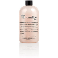 Crispy Marshmallow Bars Shampoo, Shower Gel, And Bubble Bath