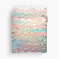 New World Pastel Chevron