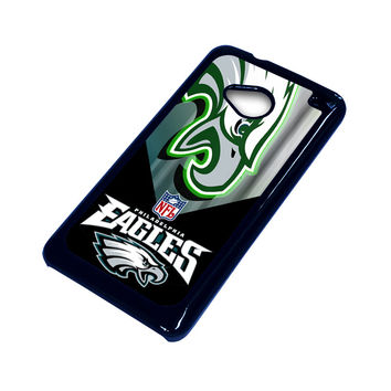 PHILADELPHIA EAGLES HTC One M7 Case
